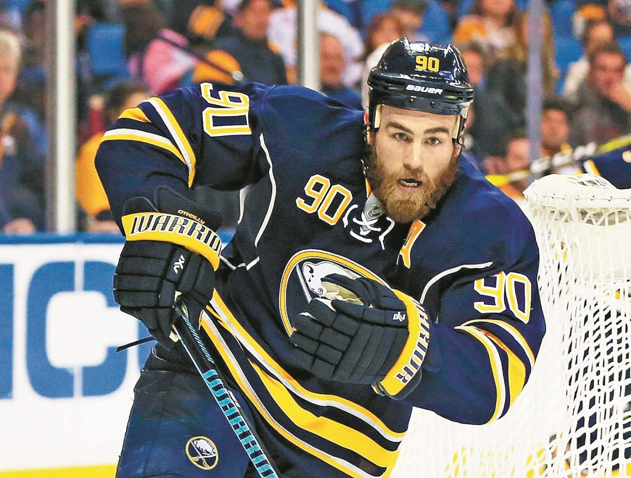 NHL Awards: Sabres' Ryan O'Reilly could take home second Lady Byng