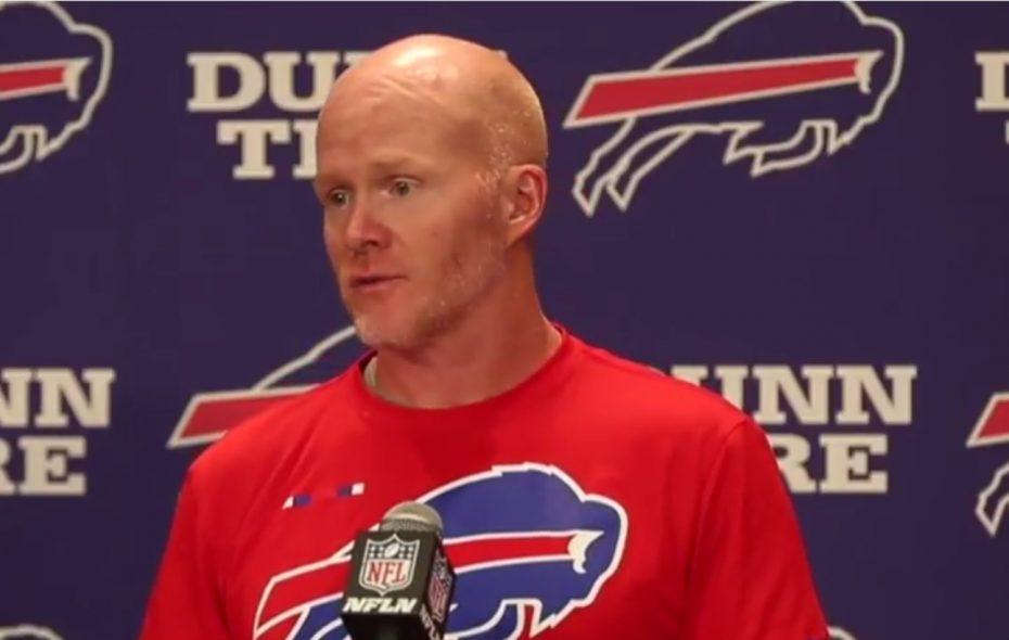 Video: Bills coach Sean McDermott talks before practice Tuesday