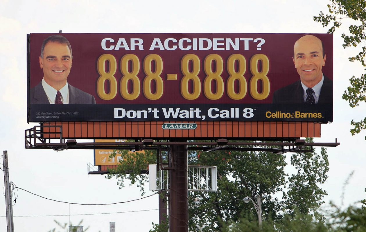 Who gets the famous phone number? Ross M. Cellino Jr. is trying to stop Stephen Barnes from using it. (Sharon Cantillon/News file photo)