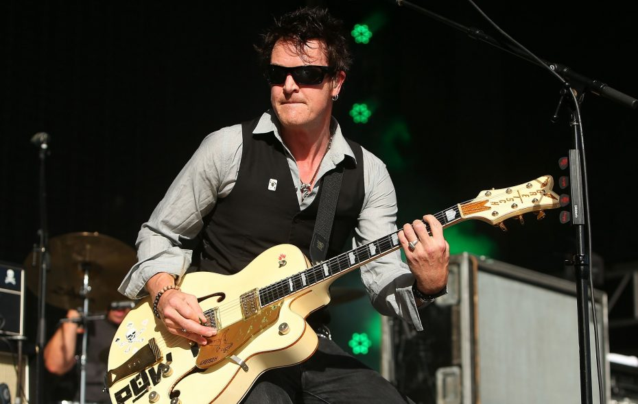 Chris Cheney and The Living End will now perform at the Leopard Lounge at Town Ballroom. (Getty Images)