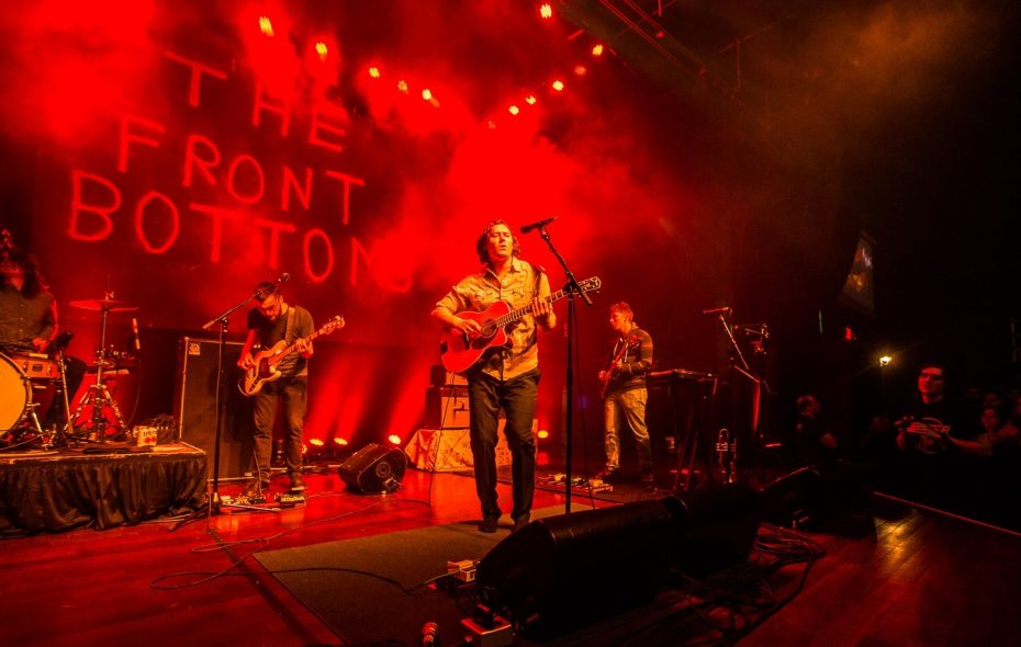 The Front Bottoms performed in Town Ballroom in April 2016. (Chuck Alaimo/Special to The News)