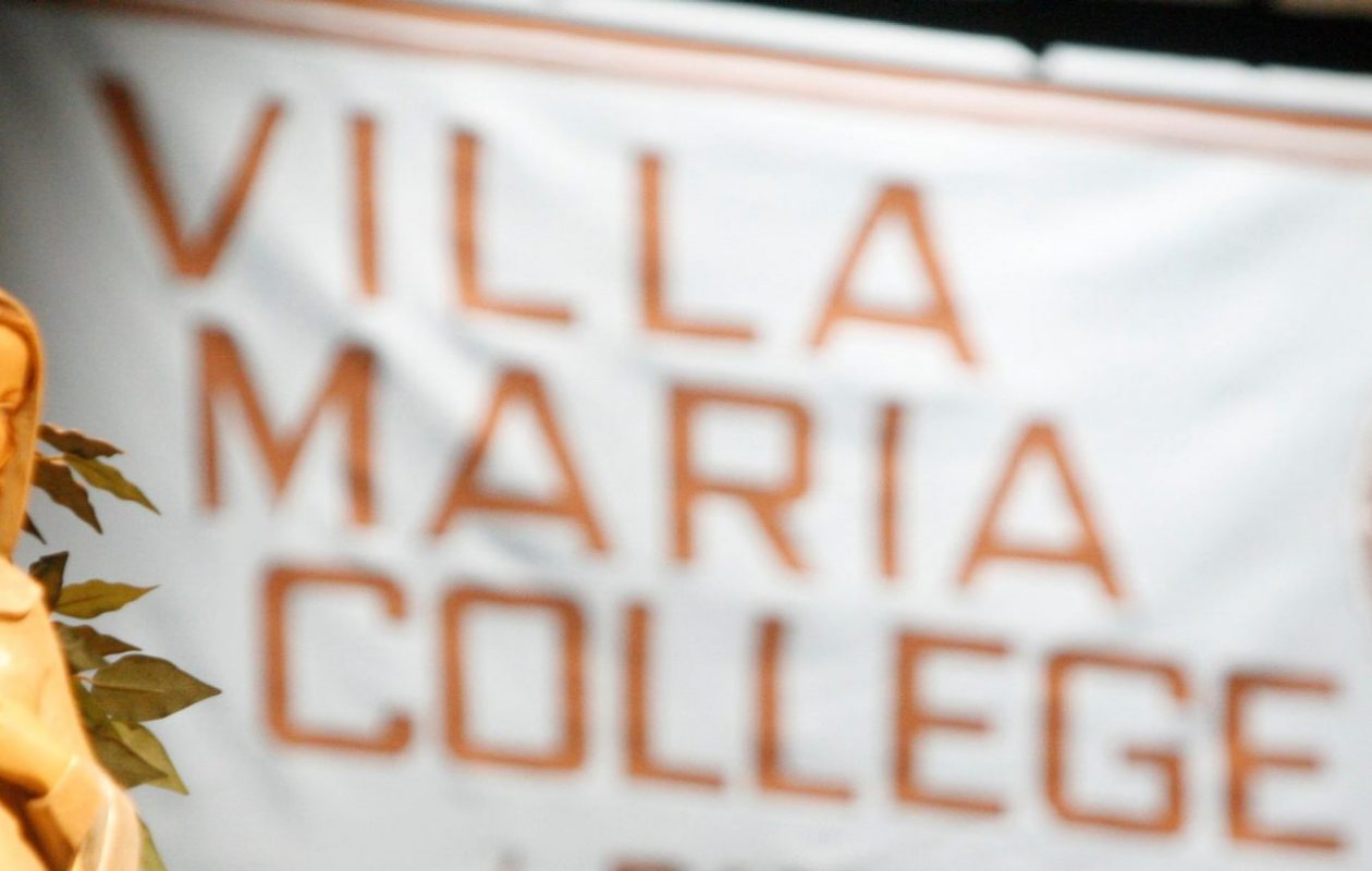 Villa Maria College had the lowest share of its students who earned at least $25,000 a decade after first starting at the college. (News file photo)