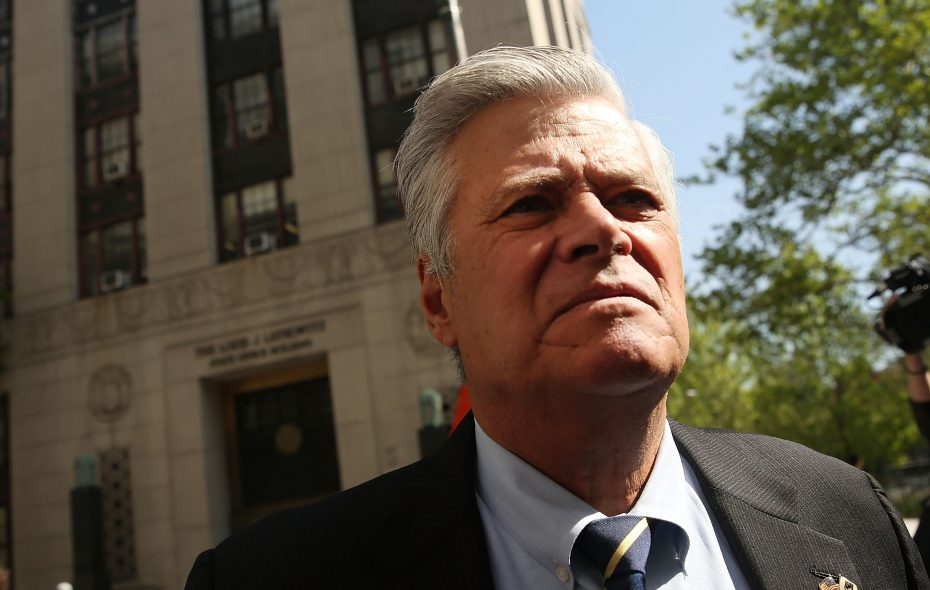 The corruption conviction of former State Senate Majority Leader Dean Skelos has been overturned. (Getty Images file photo)