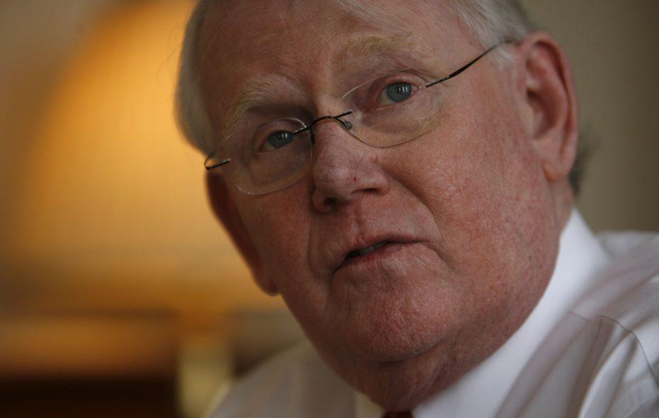 Former Erie County District Attorney Frank Clark, shown in a 2007 photo.   Photo by Derek Gee