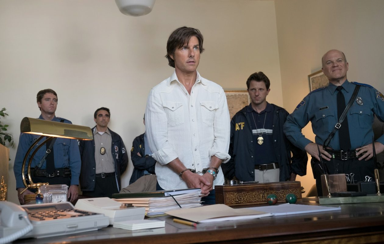 Tom Cruise as Barry Seal in 'American Made.' (Universal Pictures)