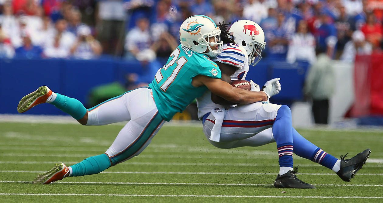 On this date in 1978, the Bills lost to their longstanding nemesis, the Dolphins. (Mark Mulville/News file photo)