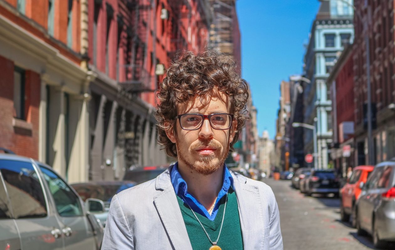 Oded Tzur's new album thrilled Jeff Simon. (Photo: Isabela Cunha)
