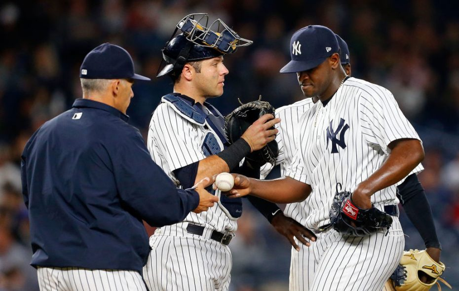 Sullys Mailbag Spotlight Should Girardi Hold Back Severino