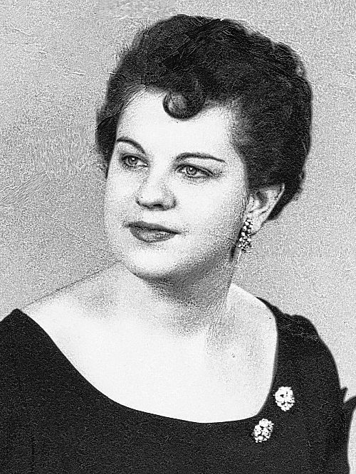 SHELVAY, Doris M. (McManus)