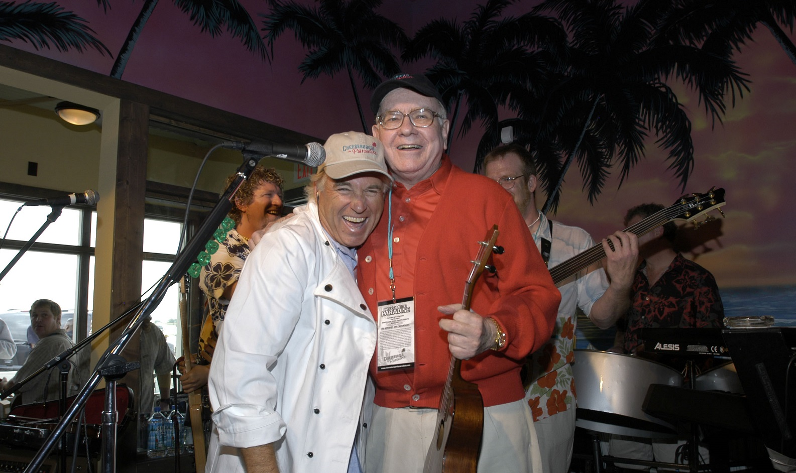 Jimmy Buffett can't believe he got away with it either – The Buffalo News