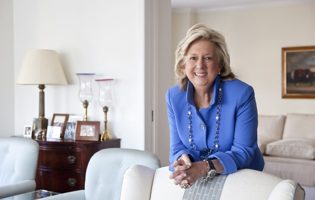 Linda Fairstein (Photo by Katherine Marks)