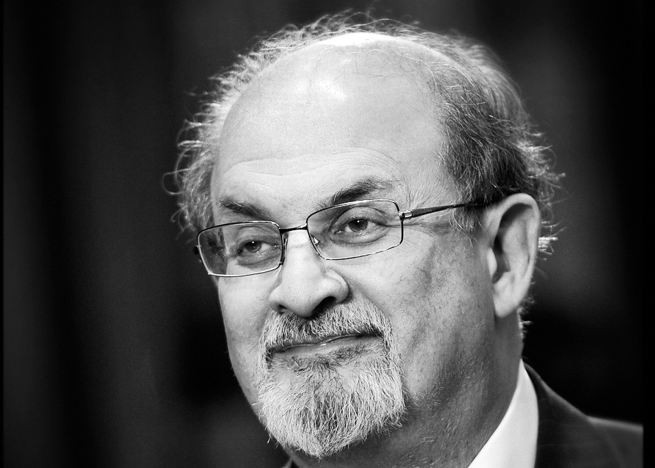 Salman Rushdie (Gareth Cattermole/Getty Images for BFI)