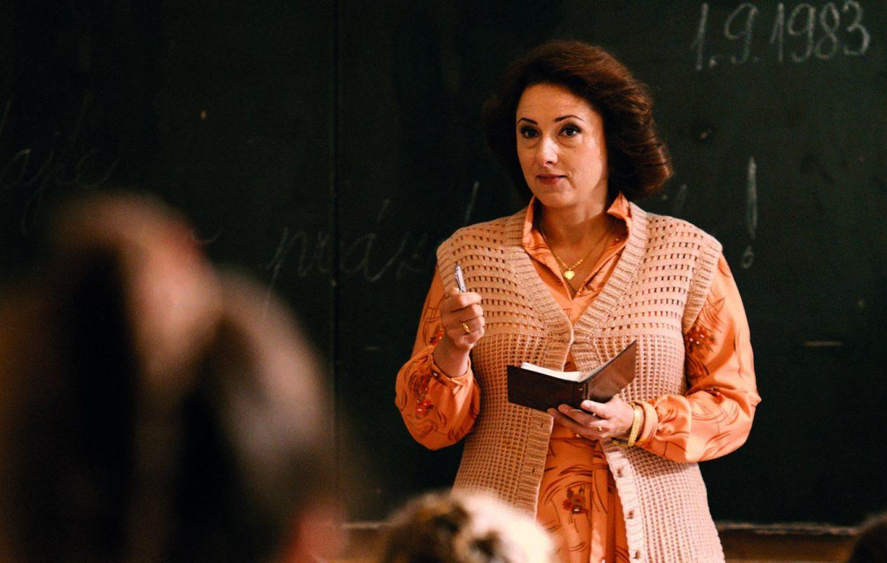 Zuzana Maurery in 'The Teacher.' (Film Movement/TNS)