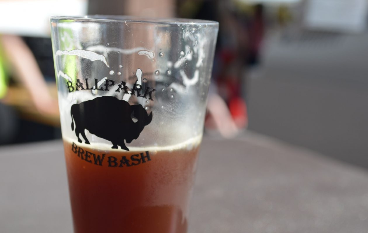 A glass of beer from the 2014 Ballpark Brew Bash at Coca-Cola Field. (Buffalo News file photo)