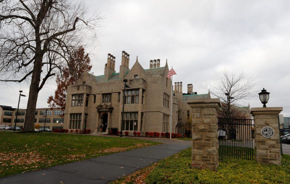 Canisius High School in Buffalo. (John Hickey/News file photo)