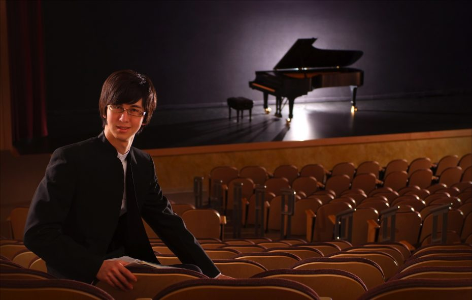Pianist Charlie Albright is playing Ellington and Gershwin with the Buffalo Philharmonic Orchestra.