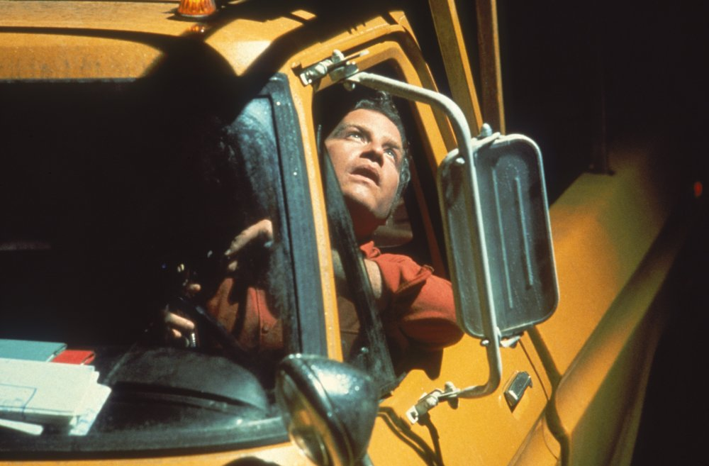 Richard Dreyfuss has an out-of-this-world experience in 'Close Encounters of the Third Kind.'