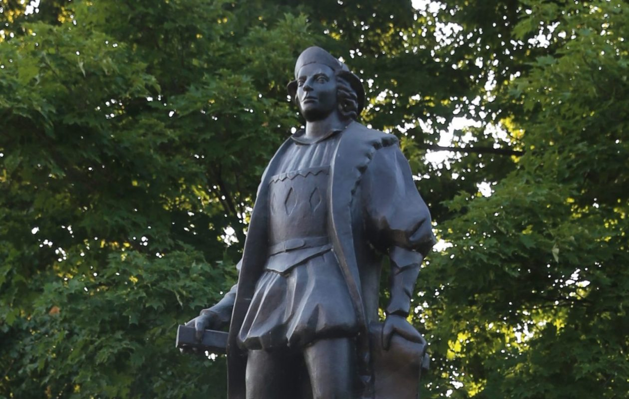 The dispute over Confederate statues has extended to the statue of Christopher Columbus in Buffalo's Columbus Park.