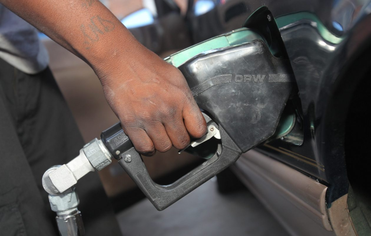 Gasoline prices have jumped by an average of 9 cents a gallon in the Buffalo Niagara region over the past week. (Sharon Cantillon / Buffalo News file photo}