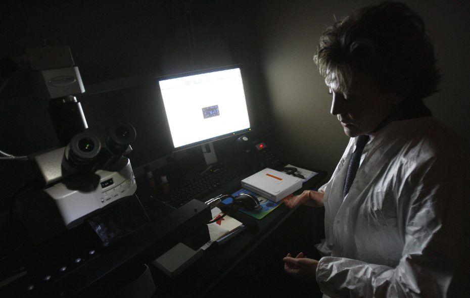 Genetic testing has become much more common during the last decade and can now be used for weight-loss recommendations, Amherst functional medicine provider Linda Taylor said. (Derek Gee/Buffalo News file photo)