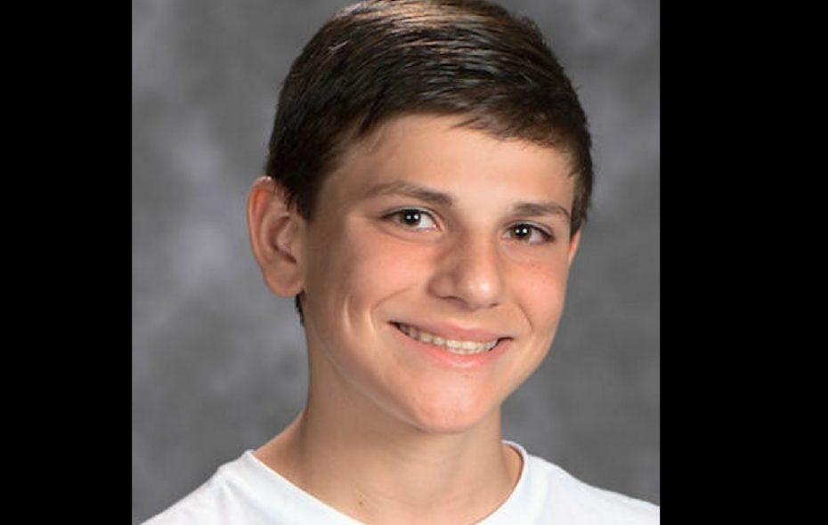 James Metz, 14, was killed during a youth flying event when two small planes collided in 2014.