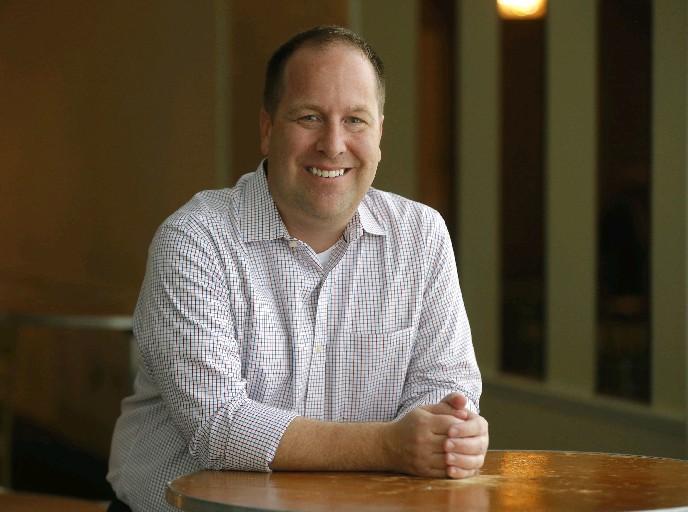 Steve Records, SCORE national vice president of field operations. (Robert Kirkham/Buffalo News)