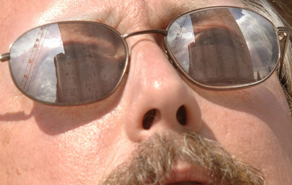 Sunglasses with UV protection can help prevent several eye conditions. (Derek Gee/Buffalo News file photo)