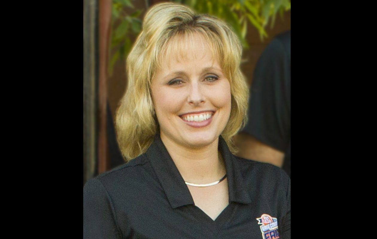 Jessica Underberg has been named CEO and fair manager for the sponsors of the Erie County Fair. (Photo courtesy Erie County Agricultural Society)
