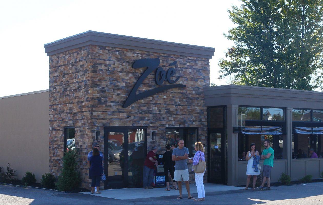 Owner Alexander J. Pozantidis was shot outside Zoe Restaurant on Transit on Sept. 4, 2016. (News file photo)
