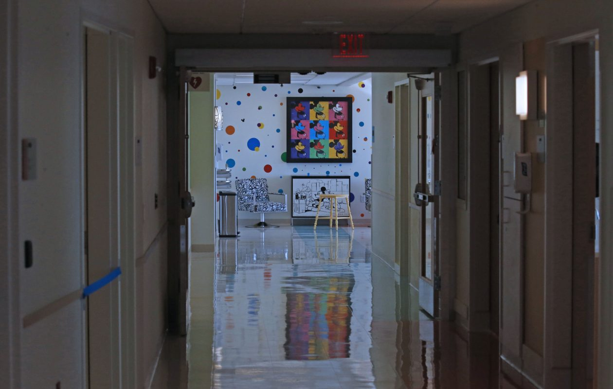 The new John R. Oishei Children's Hospital is scheduled to open Nov. 10.  (Robert Kirkham/Buffalo News)