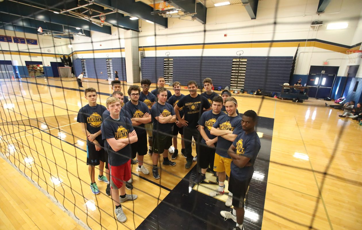 The Sweet Home boys volleyball looks to build on last year's playoff run when the Section VI tournament begins. Seeds will be announced Wednesday. (James P. McCoy/Buffalo News)