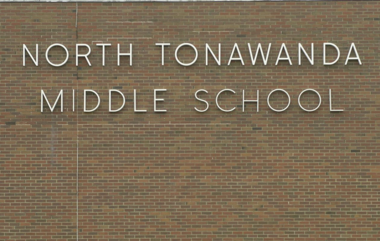 North Tonawanda's new anti-bullying law was passed partly due to bullying incidents by a few  middle school students and an eighth-grader's assault on another student outside a store on Nash Road, police say (News file photo)
