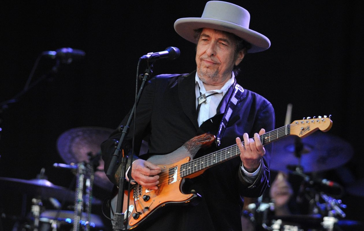 Rock singer-songwriter Bob Dylan will come to downtown Buffalo in November. (Fred Tanneau/AFP/GettyImages)