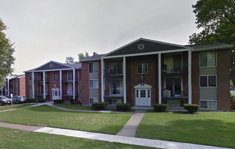 Colonial Village, which has 47 units and is located at 1035 Delaware Road and 25 McConkey Drive, was among three Tonawanda apartment complexes that recently changed hands. (Google Images)
