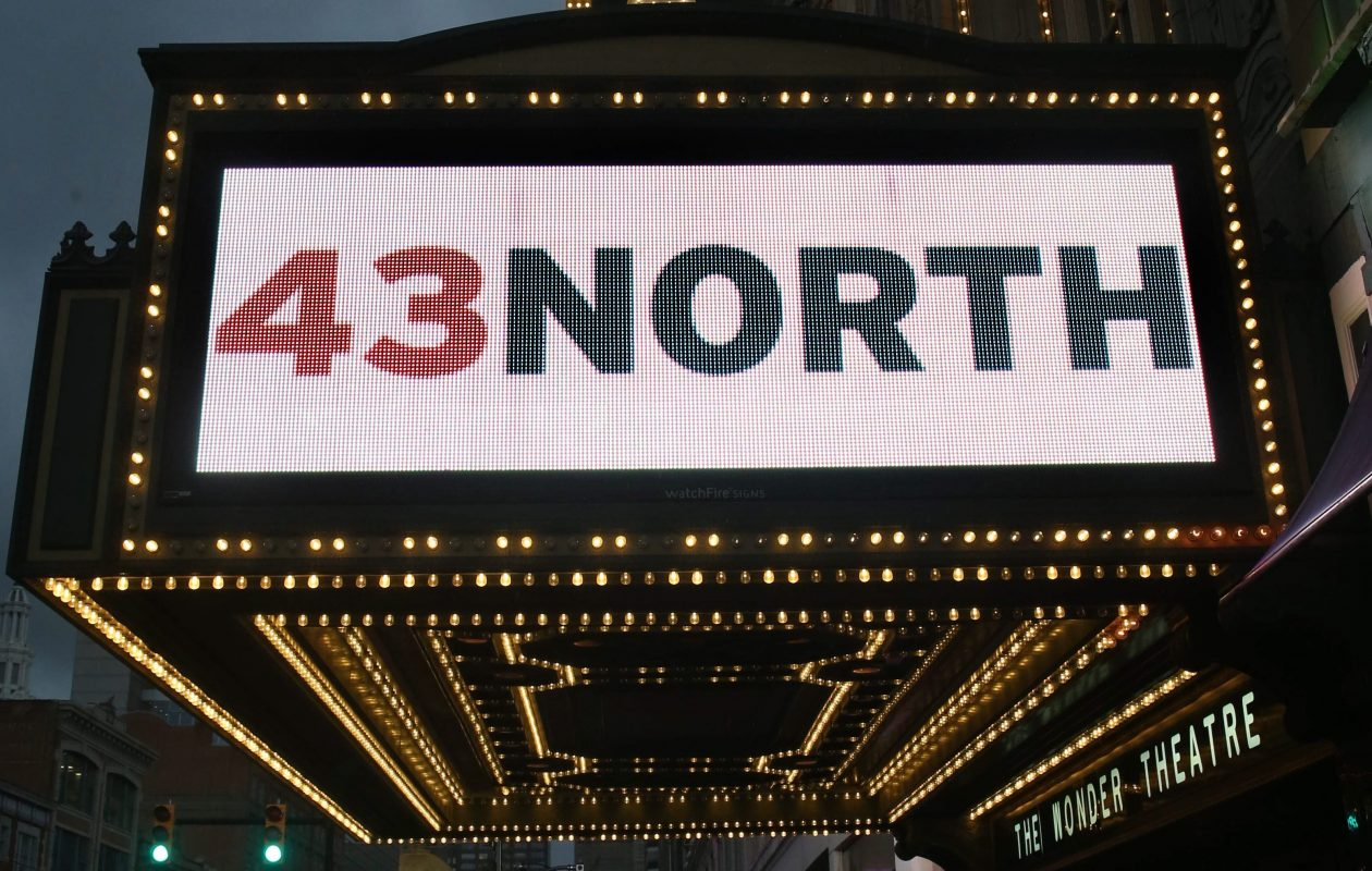Ten finalists will compete in the 43North competition at Shea's tonight. (Sharon Cantillon/Buffalo News)