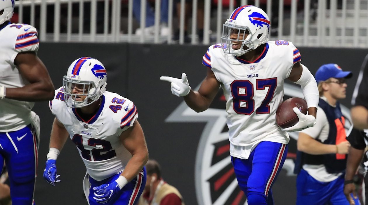 e37645221 BN] Blitz newsletter: Bills WR Jordan Matthews has surgery on both ...