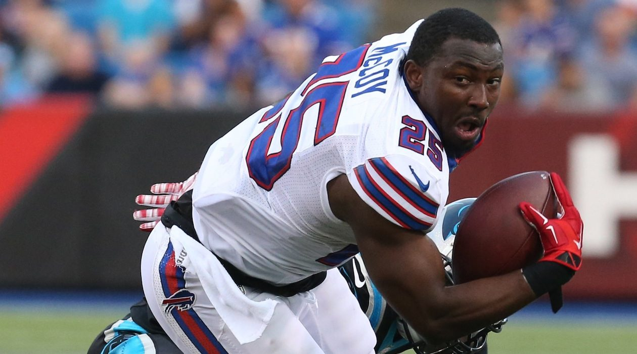 LeSean McCoy. (Buffalo News file photo)