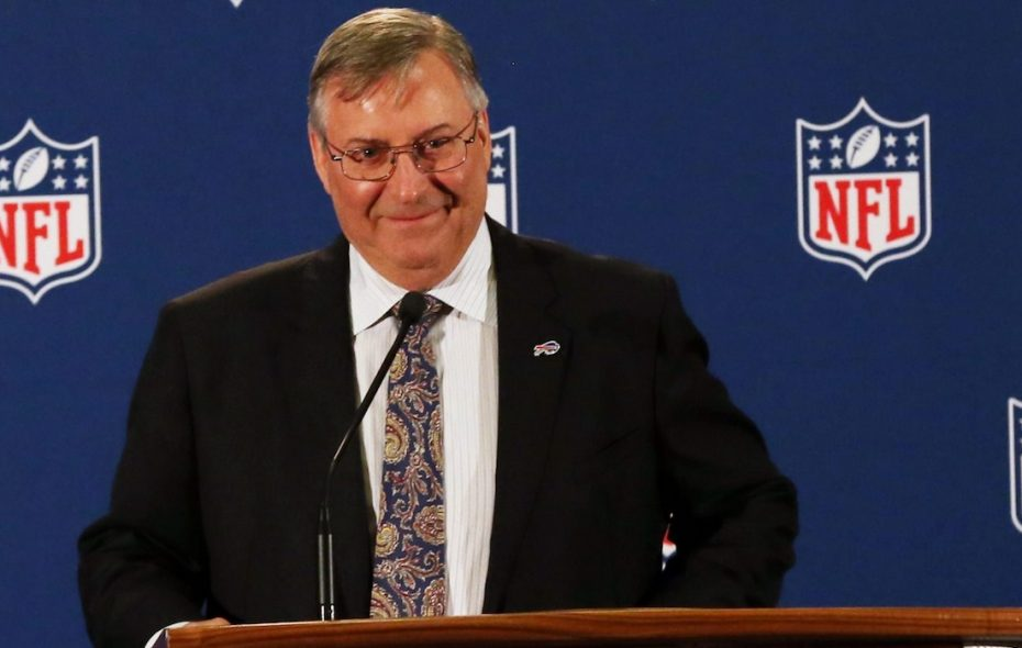Bills owner Terry Pegula (News file photo)