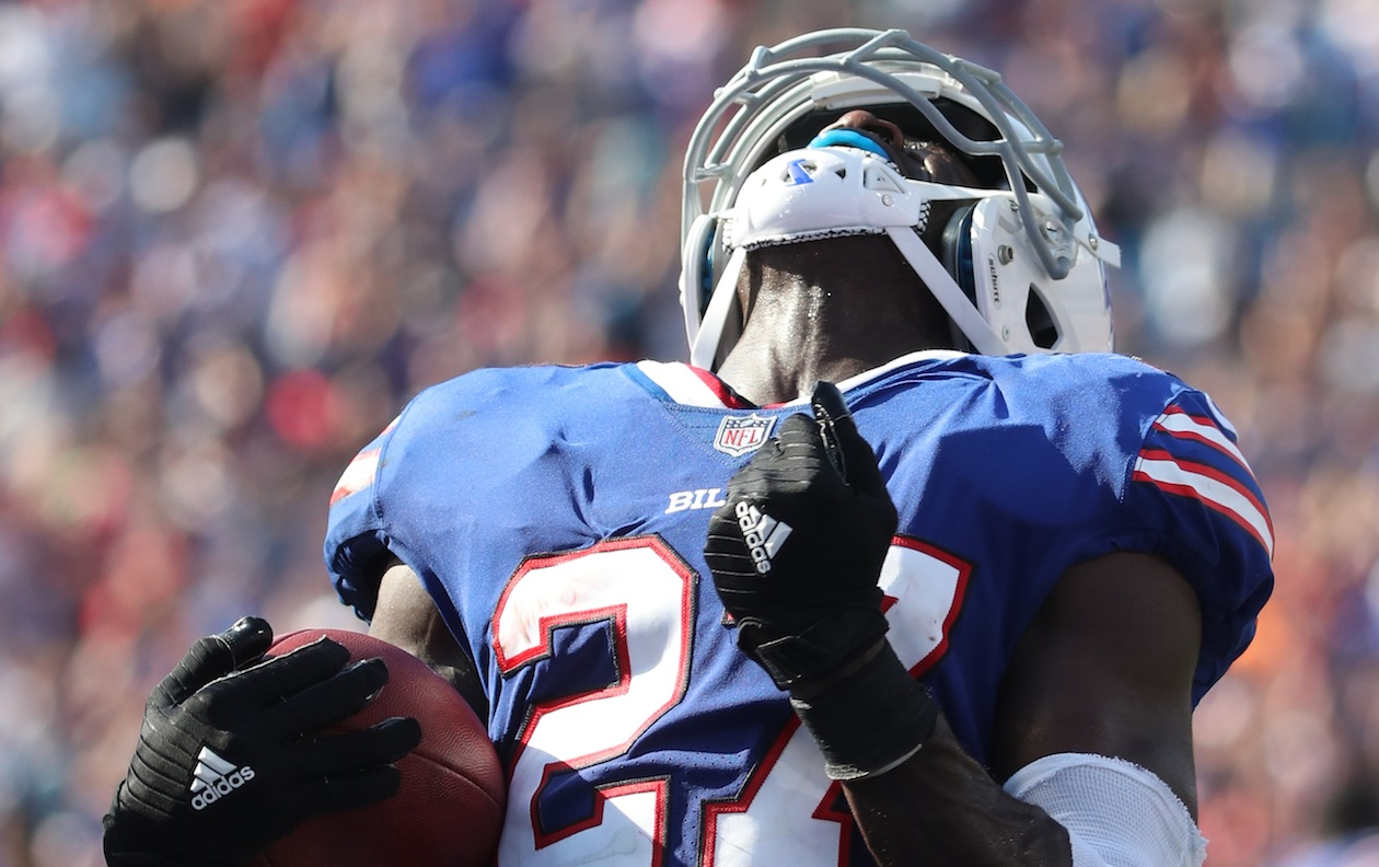 Former teachers, family and childhood friends said Tre'Davious White was determined at a young age to get to the NFL. (James P. McCoy/Buffalo News)