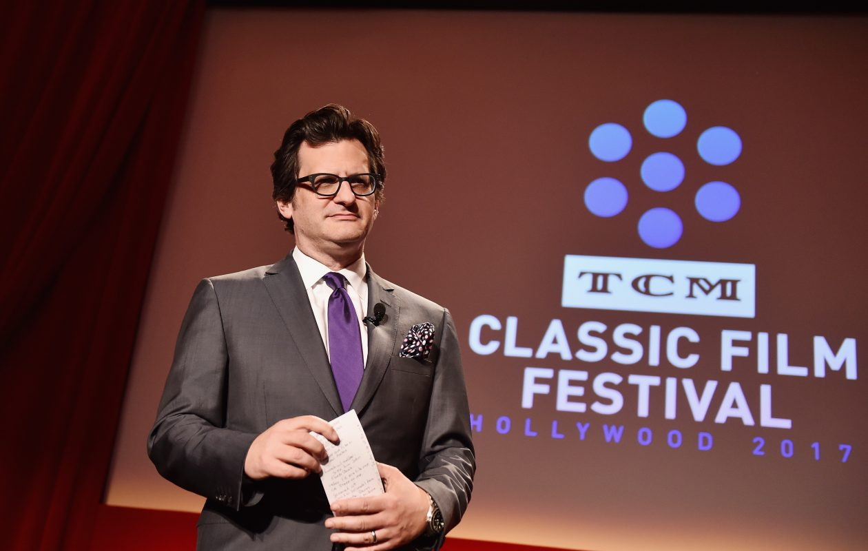 TCM host Ben Mankiewicz will be in Buffalo for a special screening of 'The Natural.'  (Getty Images)