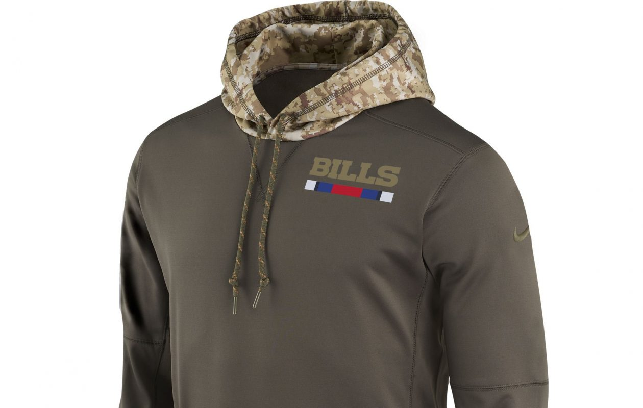 1cefdb7f Merch Tent: Give your Salute to Service with this hoodie – The ...
