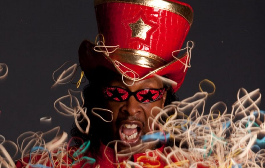 Bootsy Collins drops his first album in 6 years on Oct. 27.