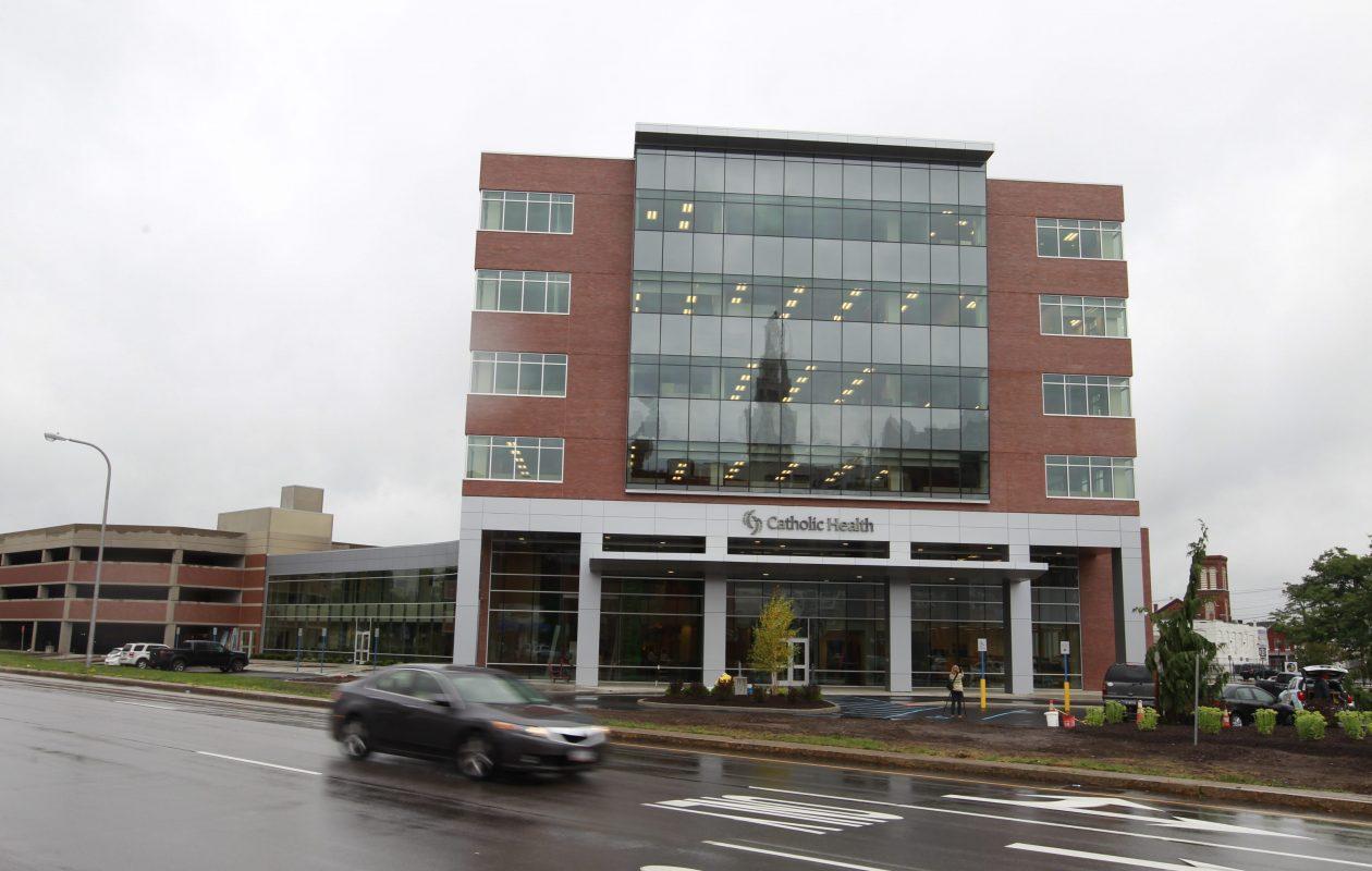 Catholic Health's credit rating was downgraded. . (John Hickey/Buffalo News file photo)