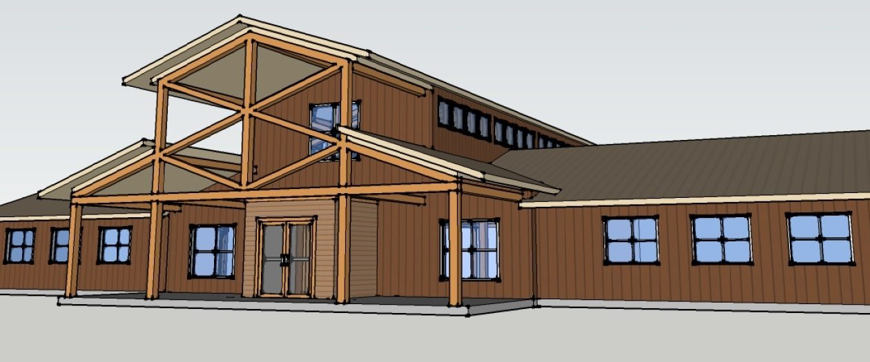 Cradle Beach Camp is planning to build a Western New York STEM Center for Youth. (Courtesy Cradle Beach Camp)