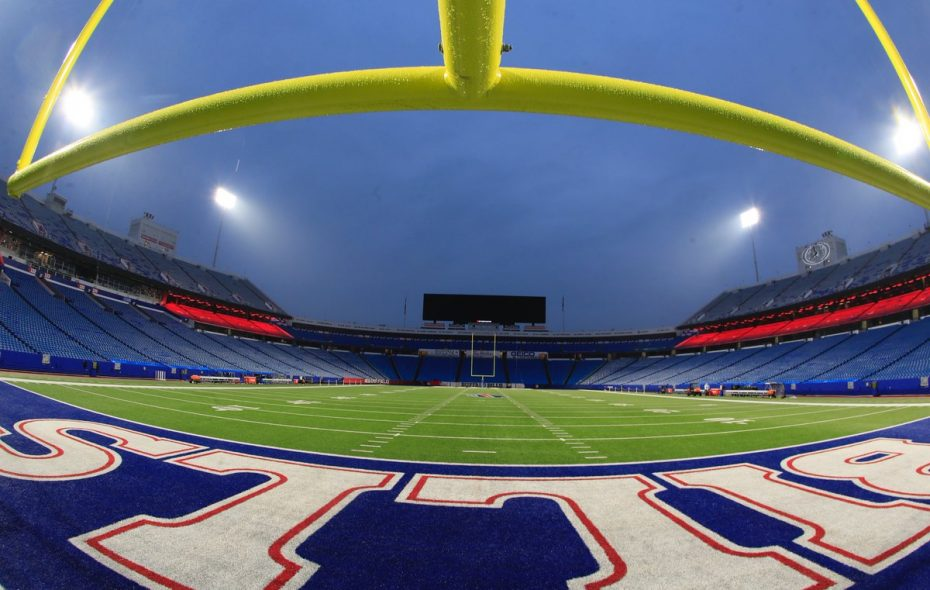 The Bills will be shorthanded in the secondary Sunday against the Raiders. (Harry Scull Jr./Buffalo News)