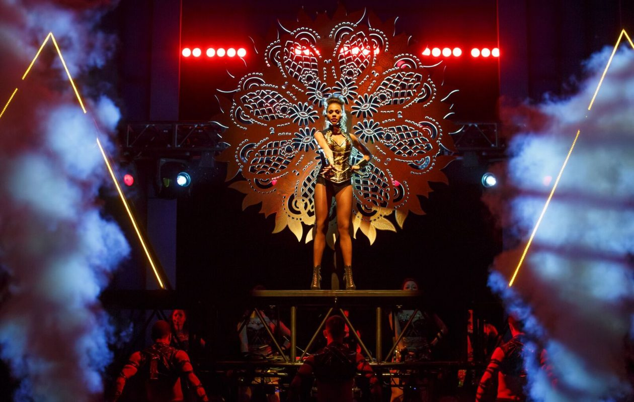 Deborah Cox stars in a touring version of 'The Bodyguard: The Musical' now playing in Shea's Performing Arts Center.