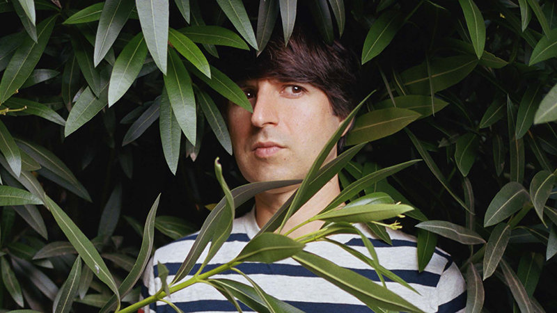 Former 'Daily Show' performer Demetri Martin will be at the University at Buffalo Center for the Arts.