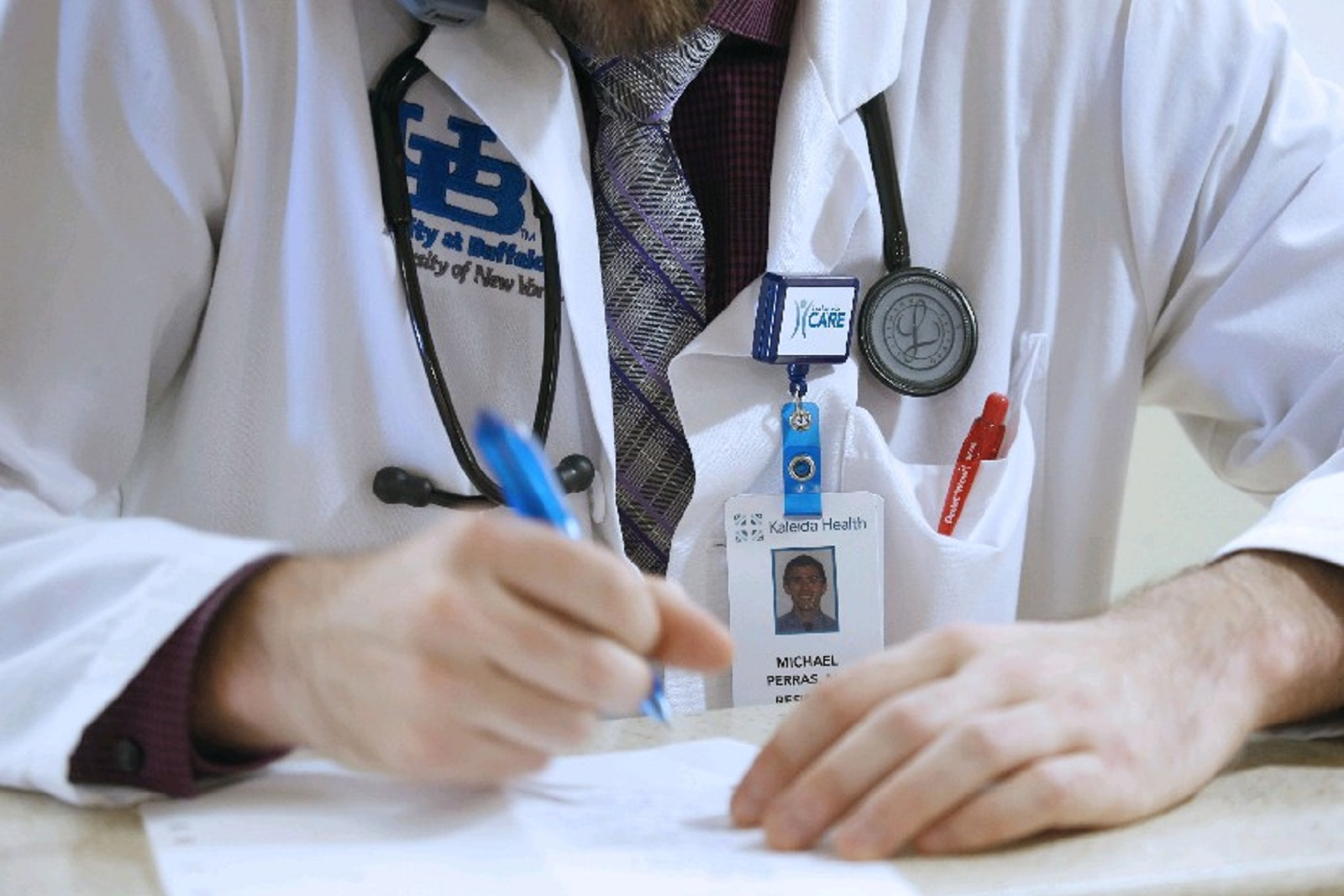 Residents and fellows among bright spots in dynamic WNY health care