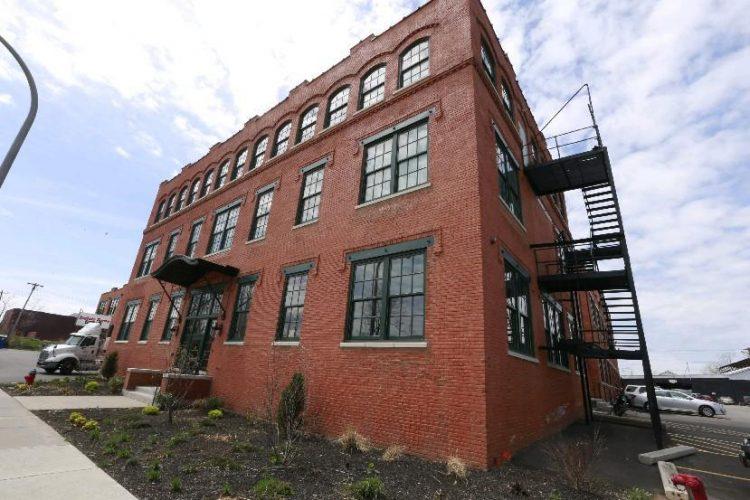 The Foundry. (John Hickey/Buffalo News)