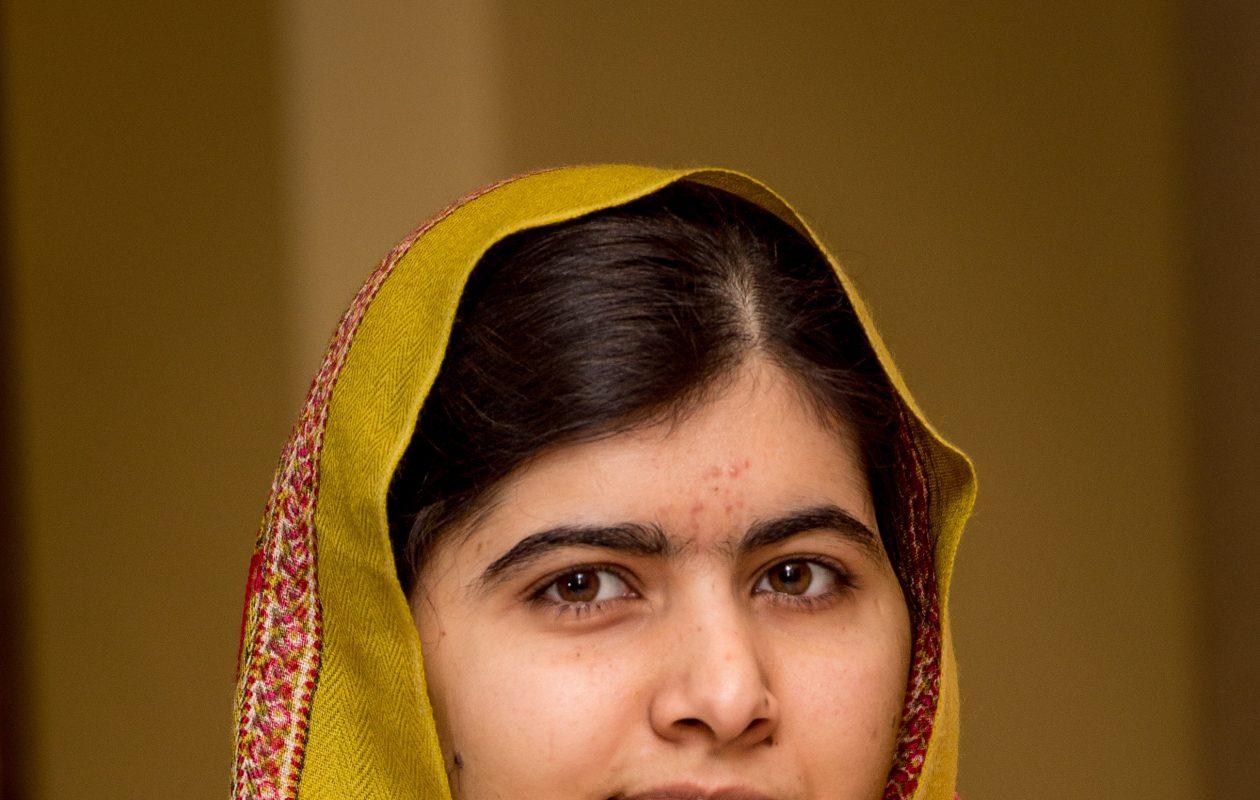 Malala Yousafzai spoke at University at Buffalo.